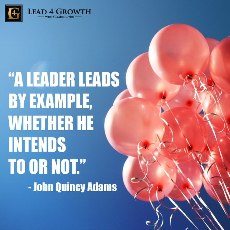 """""""A leader leads by example, whether he intends to or not."""" #quote #leadership #lead4growth #sky"""
