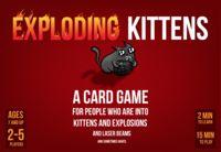 Exploding Kittens | Board Game | BoardGameGeek