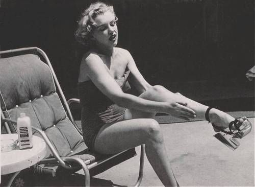 """""""Give a girl the right shoes and she can conquer the world."""" Marilyn Monroe"""