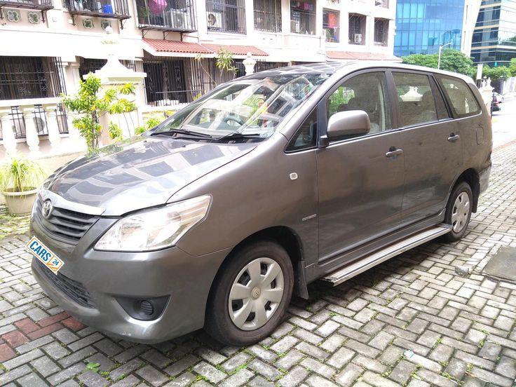 Buy used toyota innova online in mumbai cars24 offers