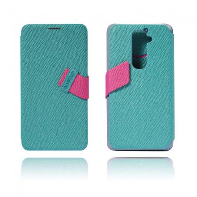 Freestyle (Sininen) LG Optimus G2 Nahkakotelo - http://lux-case.fi/freestyle-sininen-lg-optimus-g2-nahkakotelo.html