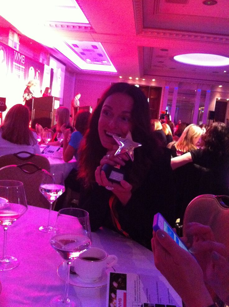 Kira Walton | Women Mean Business Award 2013 | Enterprise Ireland Female Entrepreneur of the Year