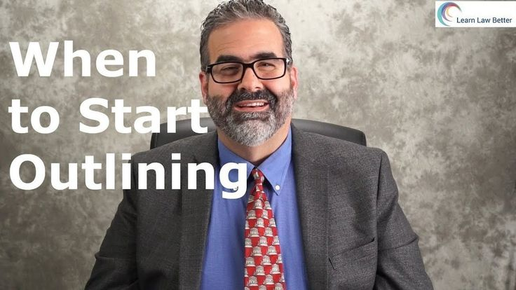 Outlining for law school exams is important. In this episode I cover when to start outlining, and how to go about doing it well. I would love to hear how my advice is helping you, so please leave a comment over at https://youtube.com/LearnLawBetter