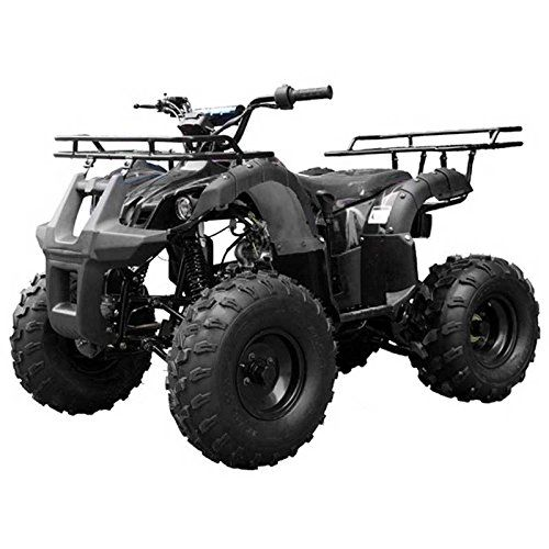 TaoTao Atv TForce 110cc Big Rugged Wheels (Black). For product info go to:  https://www.caraccessoriesonlinemarket.com/taotao-atv-tforce-110cc-big-rugged-wheels-black/