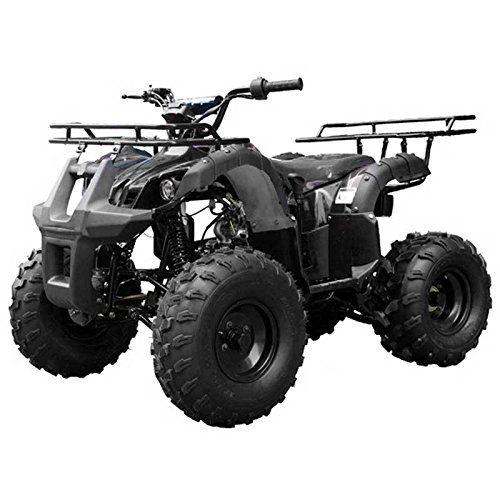 TaoTao Atv TForce 110cc Big Rugged Wheels (Black). For product info go to:  https://www.caraccessoriesonlinemarket.com/taotao-atv-tforce-110cc-big-rugged-wheels-black/