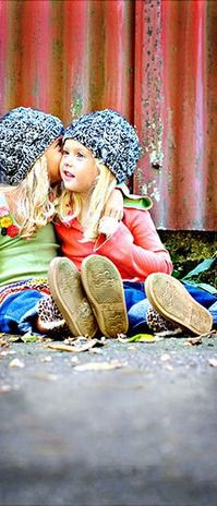 tons of cute sister photo ideas