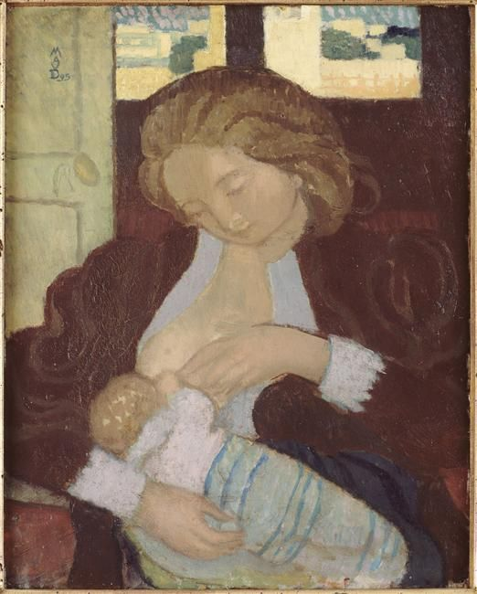 Jasmine Tea: Maurice Denis, Mother and Child