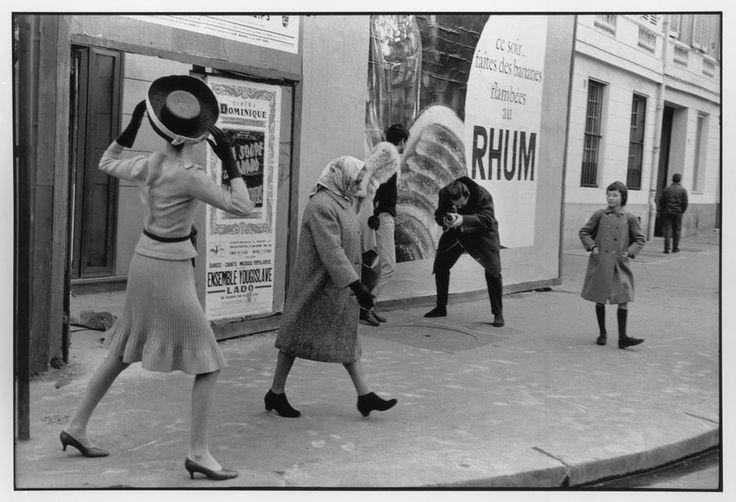 Henri Cartier-Bresson, Paris, France, 1965. © Henri Cartier-Bresson/Magnum Photos.