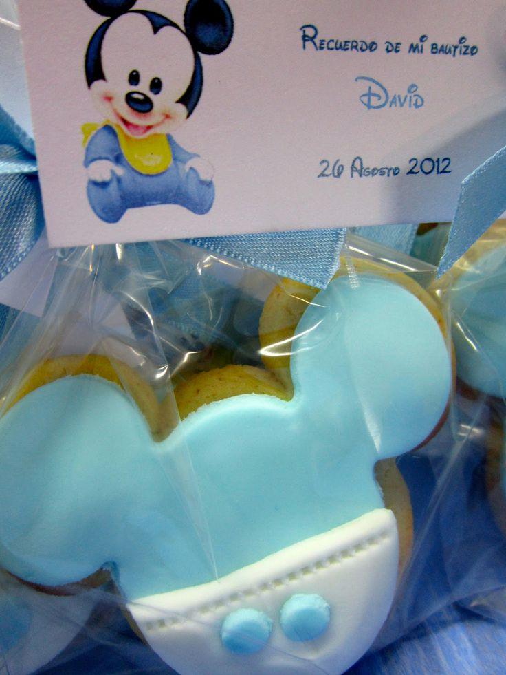 baby mickey mouse cakes   Medusa's Cakes: TARTA Y GALLETAS MICKEY MOUSE / MICKEY MOUSE CAKE AND ...