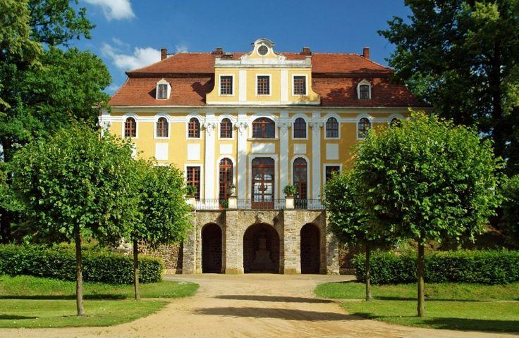 Schloss Neschwitz, Neschwitz, Sachsen, Deutschland