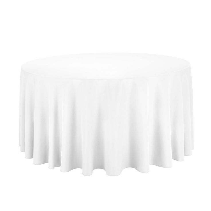 120 Round Tablecloth Economy Polyester (10 Pack) | Home & Garden, Kitchen, Dining & Bar, Linens & Textiles | eBay!