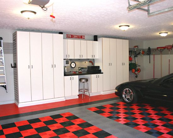 1000 Ideas About Painted Garage Interior On Pinterest Garage Interior Garage Ideas And Garage
