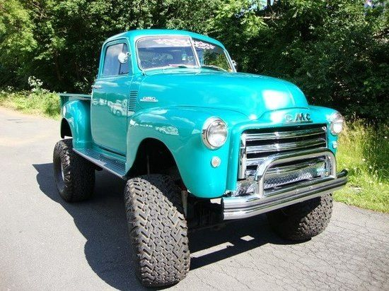 Jacked Up Classic Gmc Trucks And Suvs Trucks 4x4 Trucks Chevy