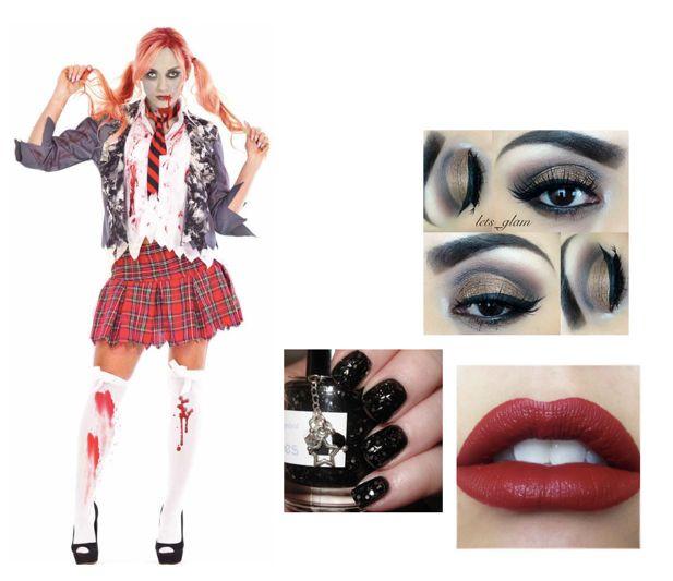 Dead School Girl Costume