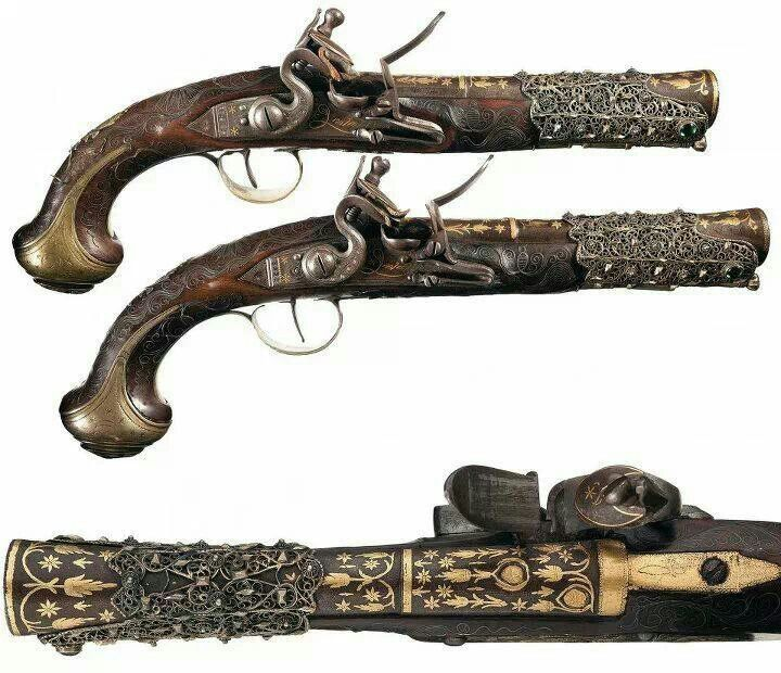 Ottoman Guns