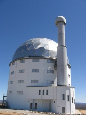 This historic observatory was established to keep shipwrecks from littering the Cape of Good Hope