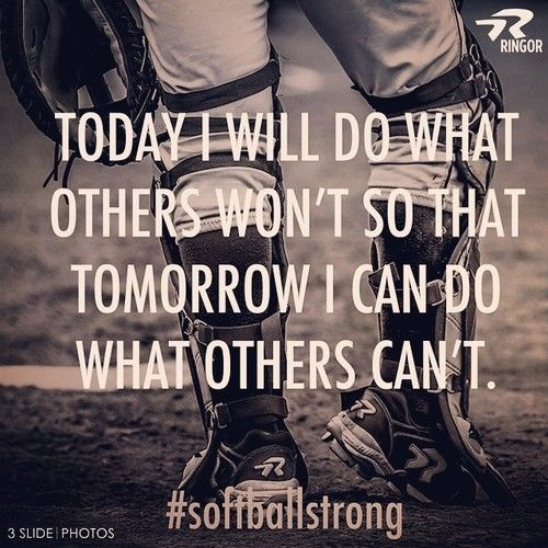 Motivational Quotes For Sports Teams: Best 25+ Softball Quotes Ideas On Pinterest