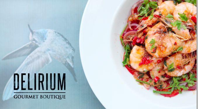 Delirium Gourmet Boutique -Branding