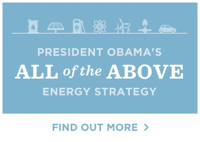 President Obama has made protecting the environment a priority, moving us toward energy independence, investing in clean energy jobs, and taking steps to improve the quality of our air and water. As of November 2010, the Obama administration's policies have helped create hundreds of thousands of jobs in the clean energy industry.: Clean Energy, Create Hundreds, Presidents Obama, Obama Administration, Energy Industrial, Energy Initials, Administration Policy, Energy Independence, Broad Range