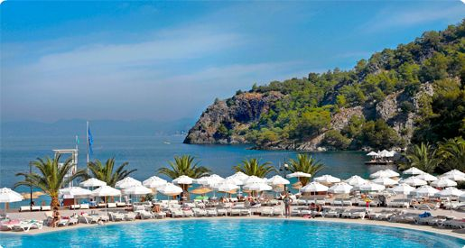 Hillside Beachclub Turkey - all inclusive, top family location