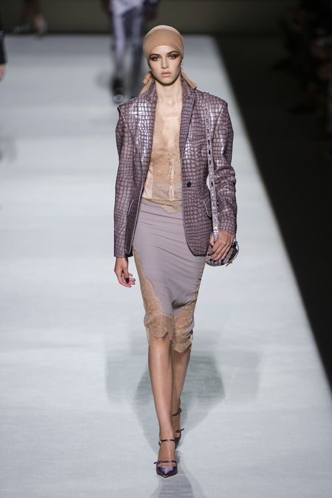 The Best Runway Looks at New York Fashion Week Spring 2019 The standout  looks from the week s top collections. Tom Ford Kicking off New York  Fashion Week, ... d6685e88aa75