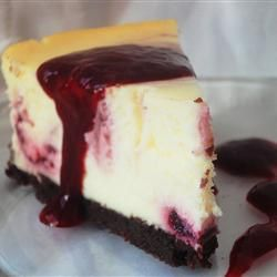 Excellent white chocolate raspberry cheesecake recipe