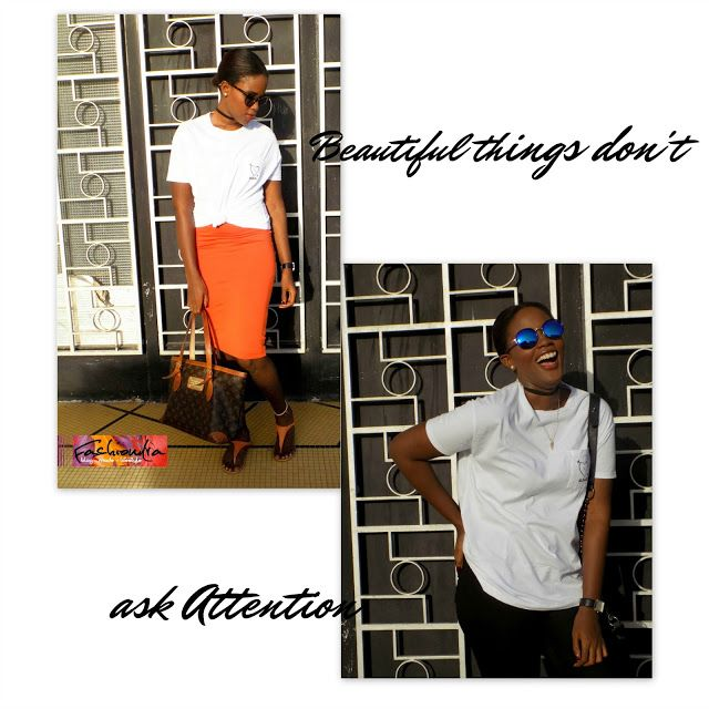 FashionDRA   How to : 03 sure fire ways to style a White tee