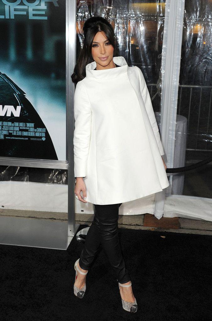 white coat - cute! - (I have a white coat fetish!)