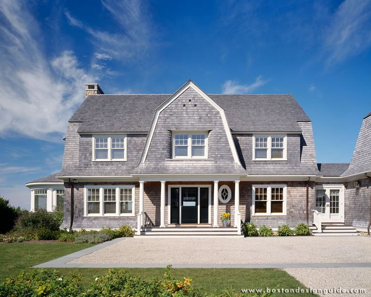 74 best images about shingle style homes on pinterest for Shingle style beach house plans