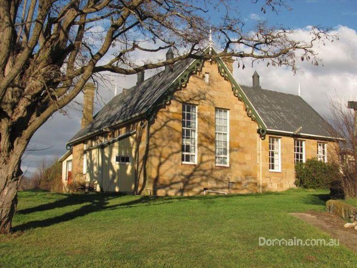 Former School House - Ross, Tasmania