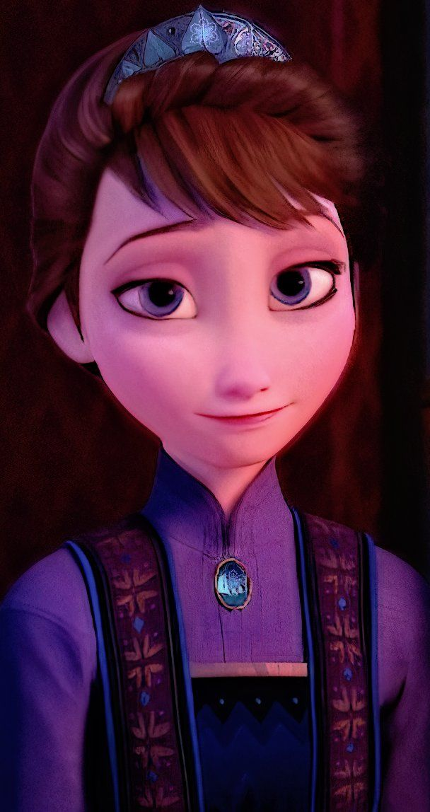 Disney Frozen: Iduna (HD upscaling) in 2020 | Disney ...