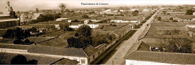 Panorama de Linares a principios del siglo XX: http://palabradechile.blogspot.com/2014/05/linares.html