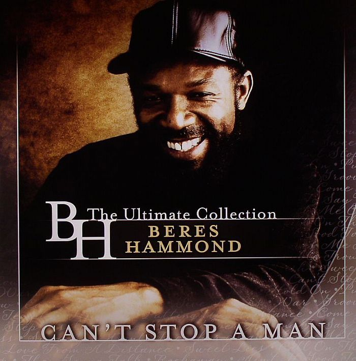 Beres HAMMOND - Can't Stop A Man: The Ultimate Collection (VP Jamaica)