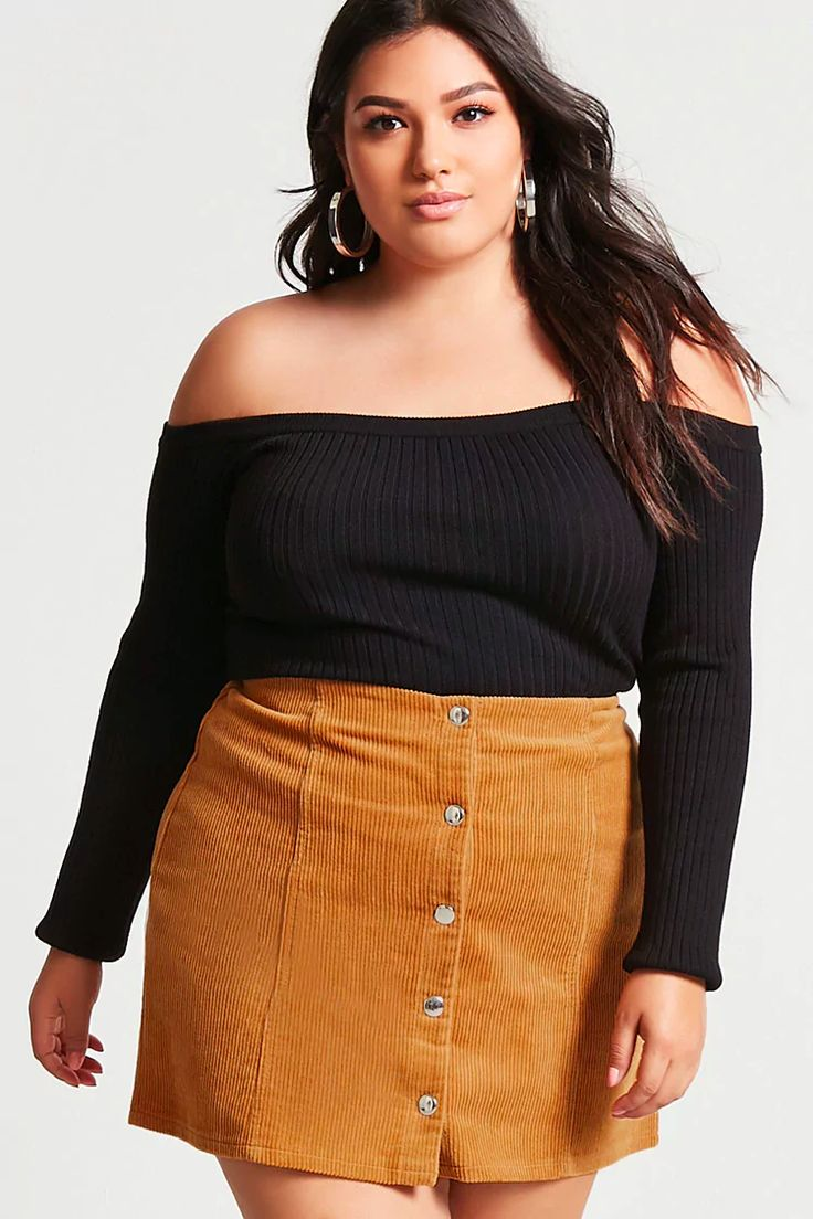 Forever 21 Is Stocking The Best PlusSize Trends For Fall