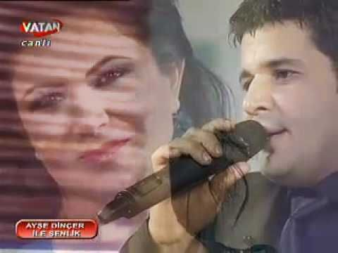 Ankaralı Ayşe Dincer - Öyle Olsun Kirli Mendil 2012 - YouTube