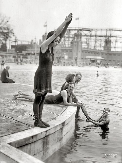 Starlight Park, the Bronx, ca. 1921