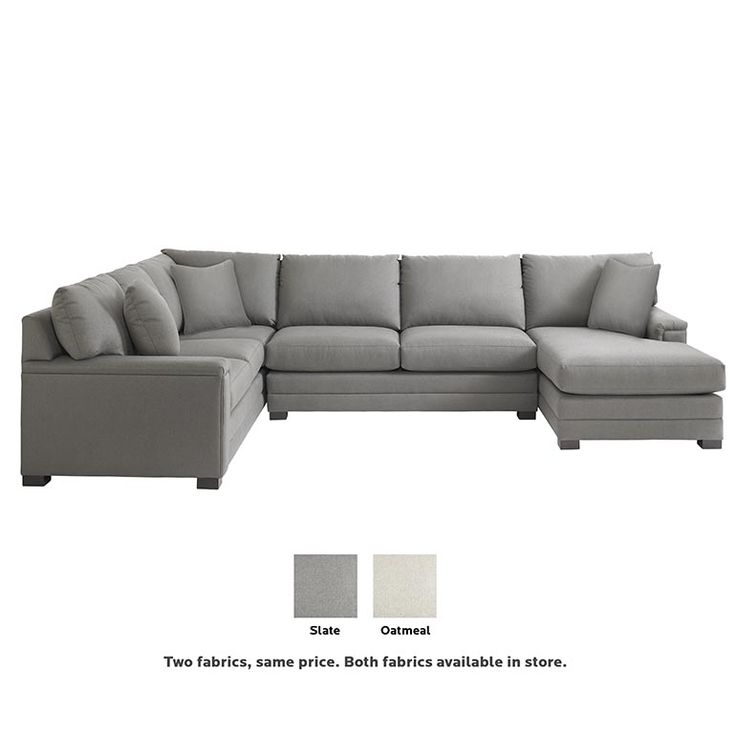 hancock ushaped sectional more