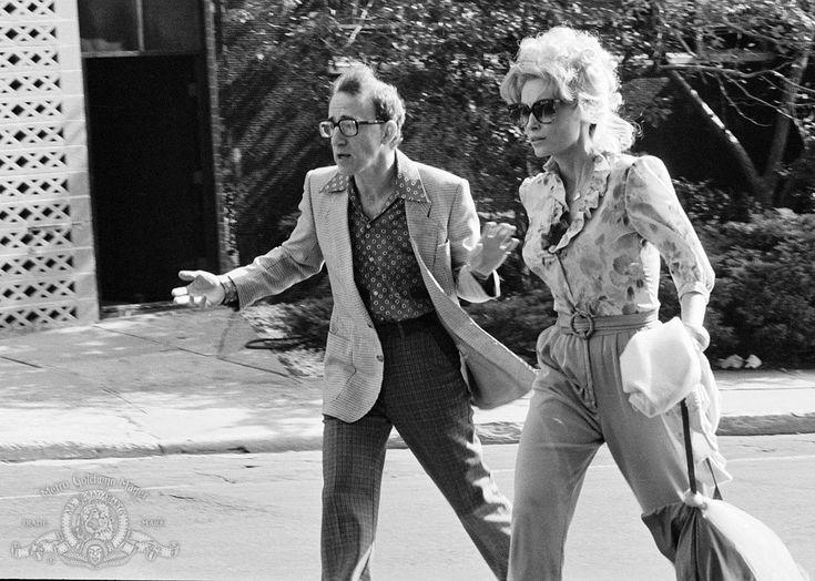 Woody Allen and Mia Farrow in Broadway Danny Rose (Woody Allen, 1984)