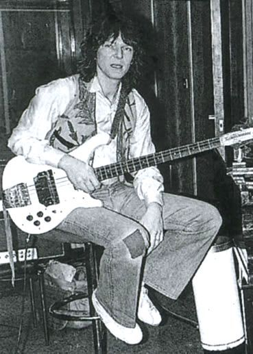 Chris Squire (bass player of Yes)