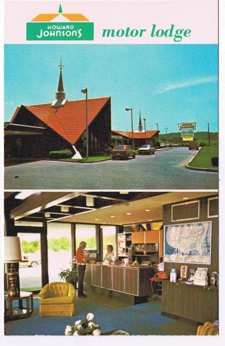 Howard Johnson 39 S Motor Lodge U S 45 N At Jct I 20 59