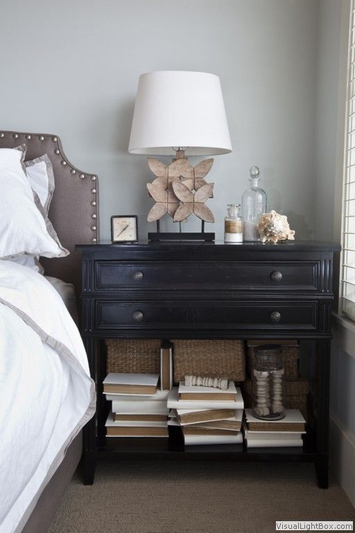 Best 25+ Black bedside tables ideas on Pinterest | Gold bedside ...