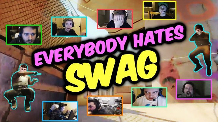 Everybody Hates Swag: Another RAGE Movie