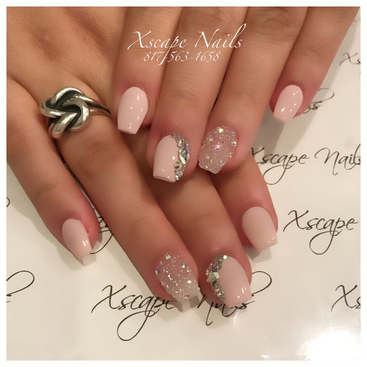 1000+ ideas about Matte Pink Nails on Pinterest | Pink ...