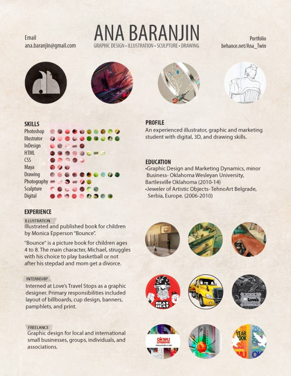 14 best type images on Pinterest Graphics, Art direction and - freelance graphic design resume