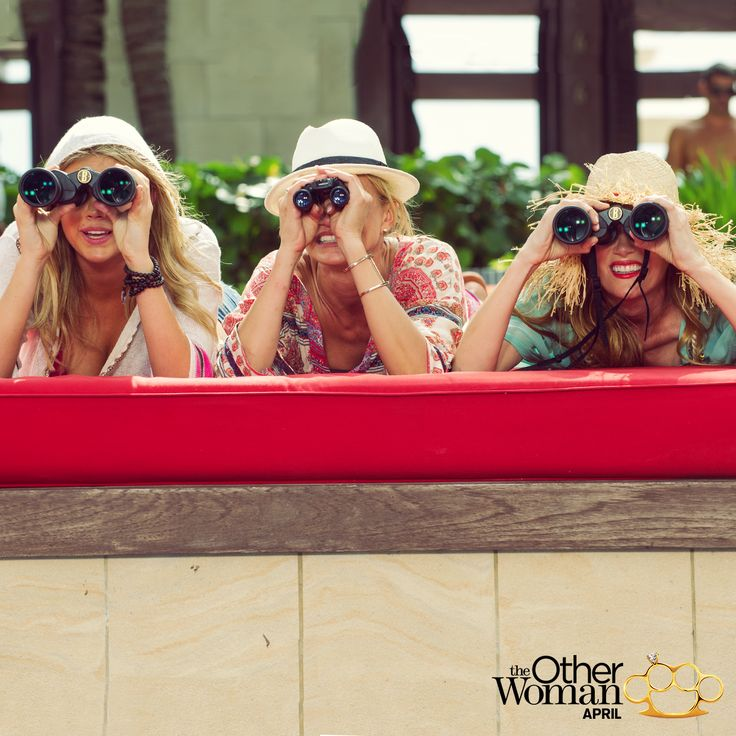 Cameron Diaz, Leslie Mann, and Kate Upton are on a mission in The Other Woman.