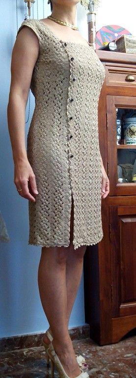 Confeccion vestido . sept.2013