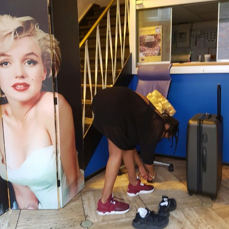 Sjonnie in Wonderland         June 23th 2016        Amsterdam