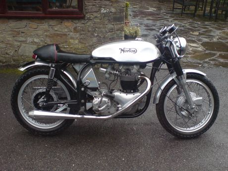 1962 Norton Dominator 650 SS - Silverstone Auctions