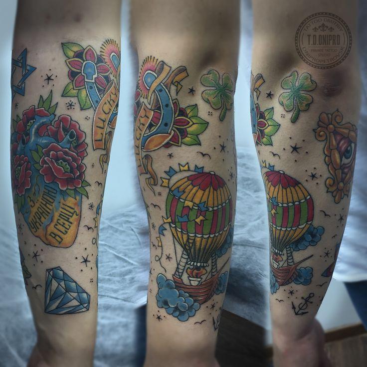 #Tattoos #Ukraine #Yavtushenko #Private #Tattoo #Studio #Art #Dnepropetrovsk #Ink #Artist #BlackWork #Vip #Follow #Oldschool #diamond #Lucky #stardavid #Tradition