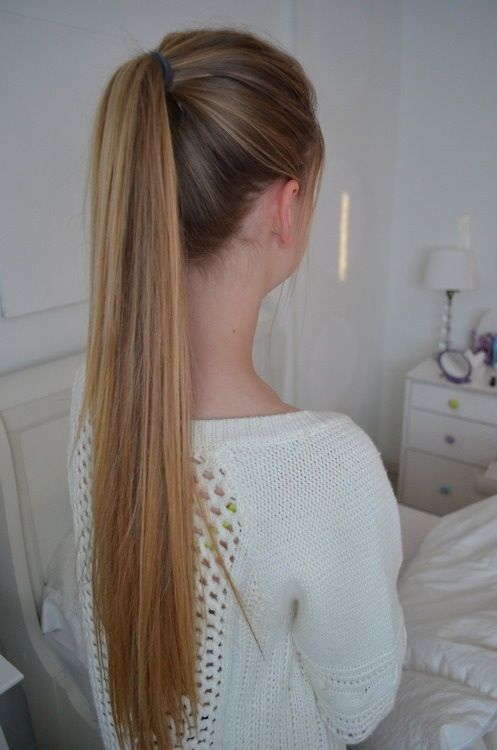 This is beautiful! And people say I have long hair pshhh they don't know what they're talking about